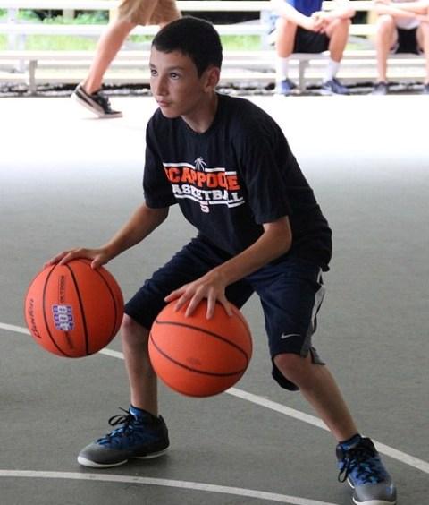 30 Basketball Two Balls